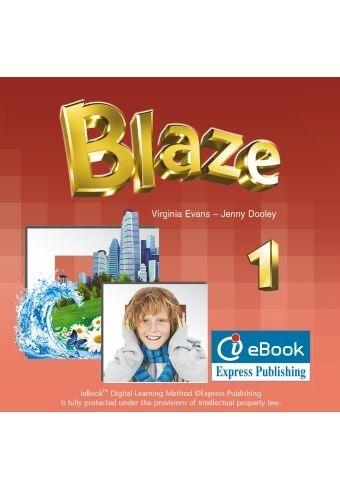 Blaze 1. Interactive eBook (Podręcznik cyfrowy)