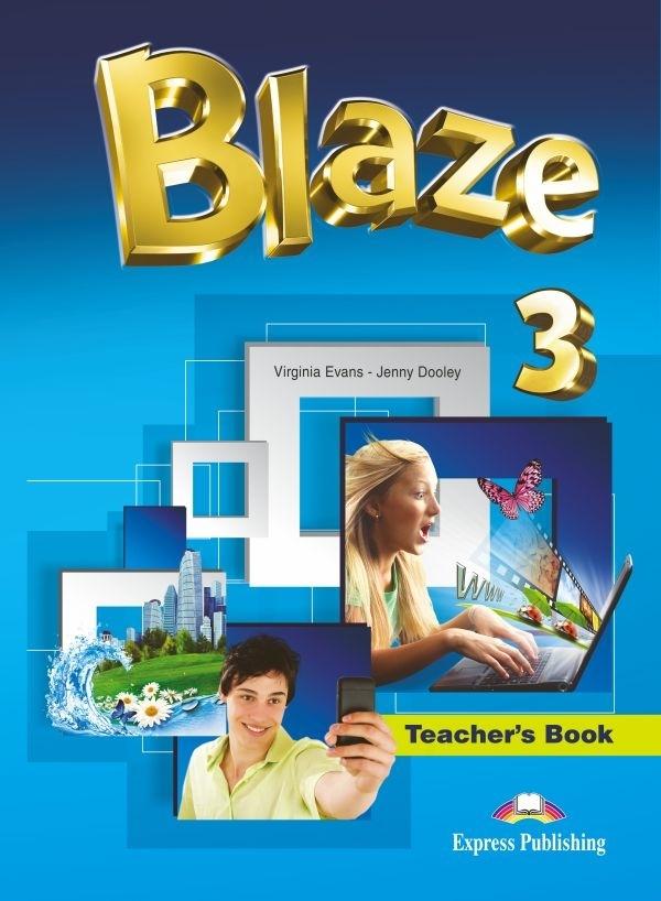Blaze 3. Teacher's Book