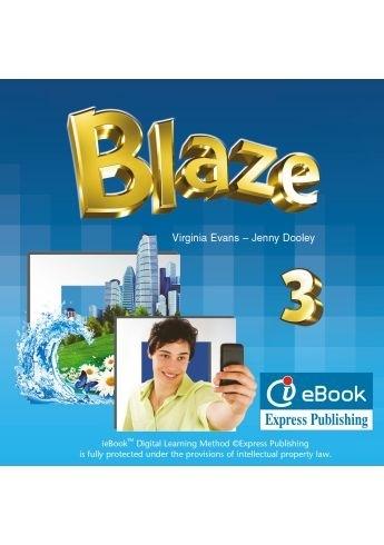 Blaze 3. Podręcznik cyfrowy Interactive eBook (płyta)