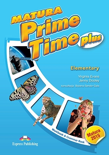 Matura Prime Time Plus Elementary. Workbook