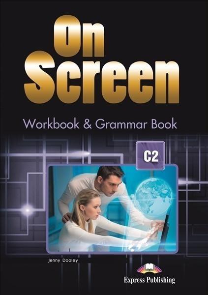 On Screen C2. Workbook & Grammar Book + kod DigiBook
