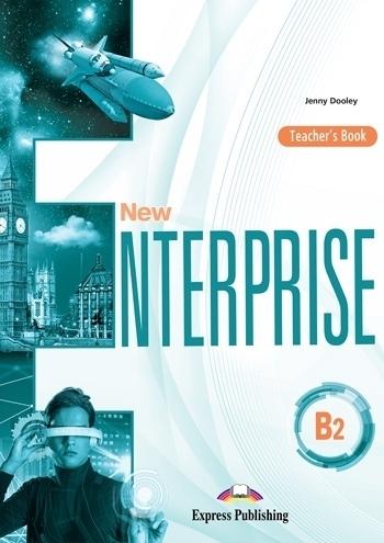 New Enterprise B2. Teacher's Book (edycja międzynarodowa) + Exam Skills Practice Key