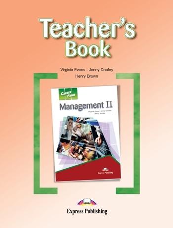 Management II. Teacher's Book