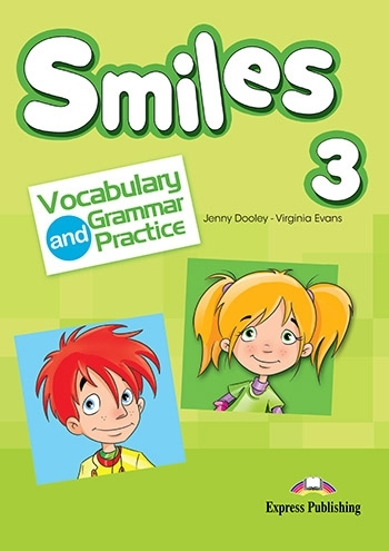 Smiles 3. Vocabulary & Grammar Practice