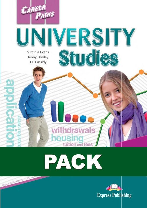 University Studies. Podręcznik papierowy + podręcznik cyfrowy DigiBook (kod)