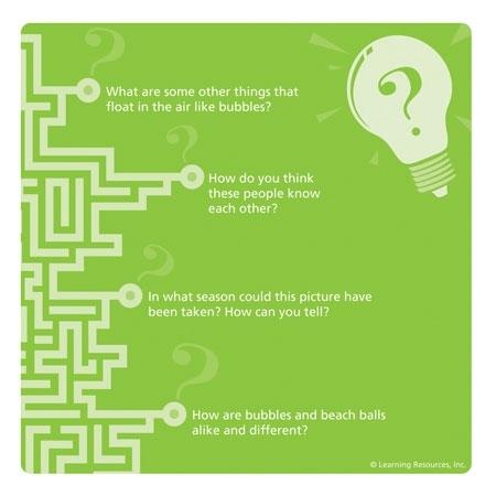 Snapshots: Critical Thinking Photo Cards. Zestaw 1