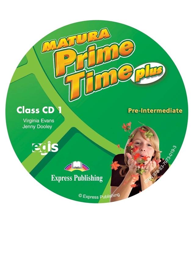 Matura Prime Time Plus Pre-intermediate. Class & Workbook Audio CDs (set of 3)