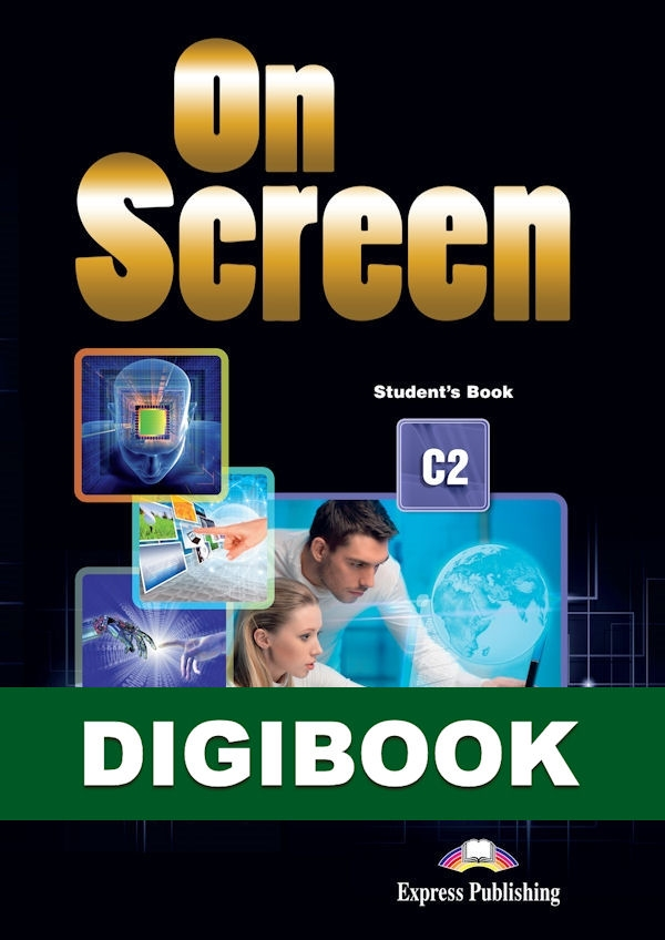 On Screen C2. Podręcznik cyfrowy DigiBook (kod)