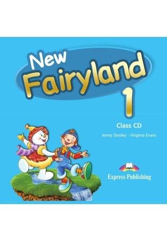 New Fairyland 1. Class Audio CDs