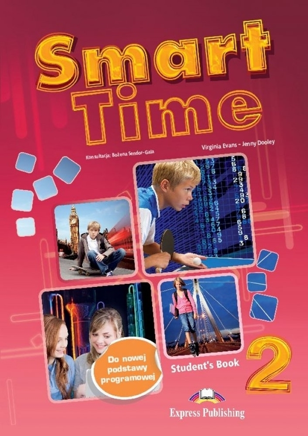 Smart Time 2. Student's Book (Podręcznik wieloletni)