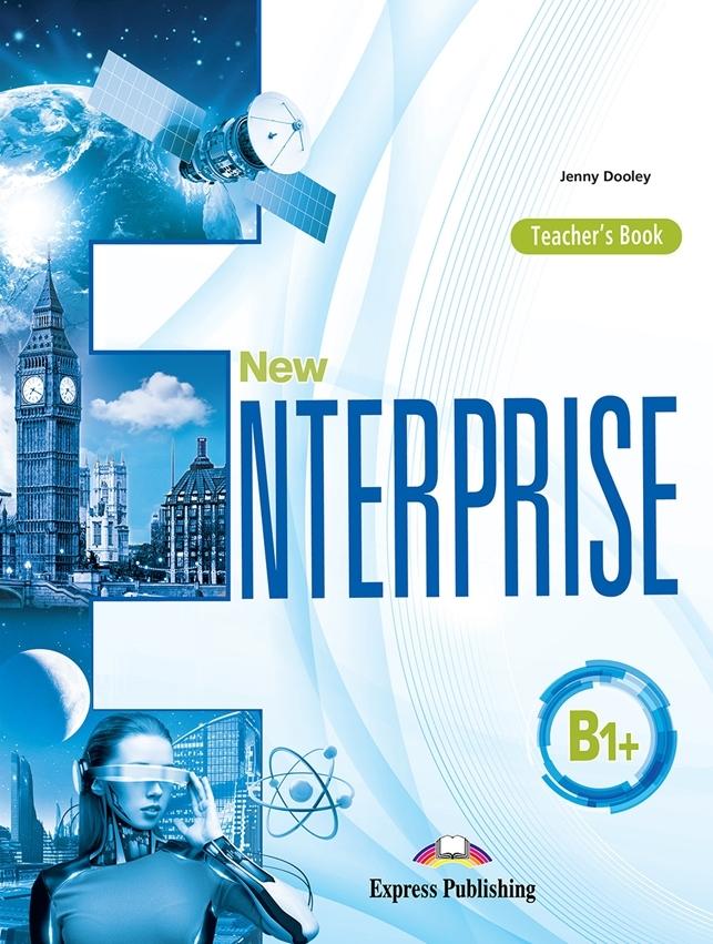 New Enterprise B1+. Teacher's Book (edycja polska)