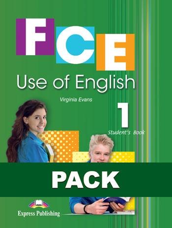 FCE Use of English 1. Podręcznik papierowy + podręcznik cyfrowy DigiBook (kod)