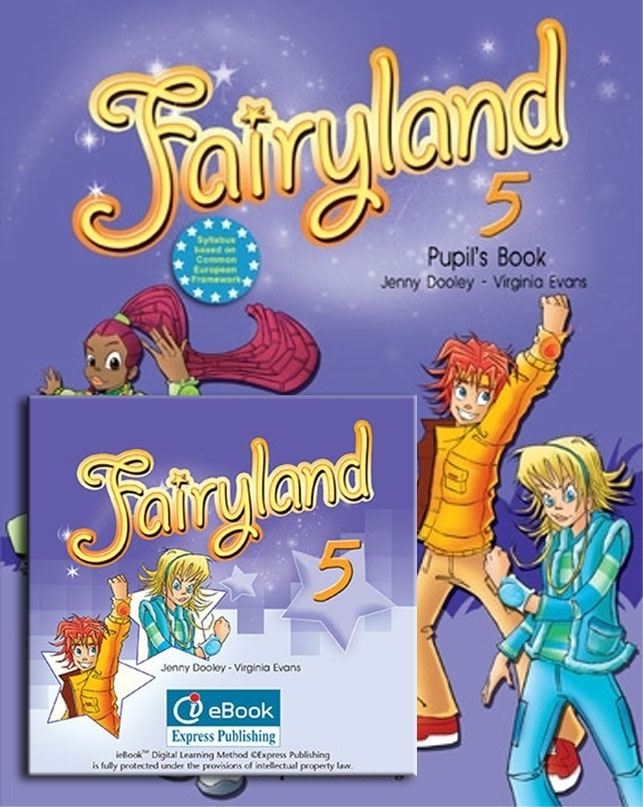 Fairyland 5. Pupil's Pack (Pupil's Book + interactive eBook)