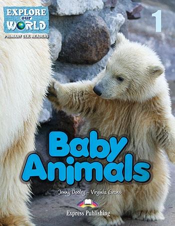 Baby Animals. Reader + DigiBook (kod)