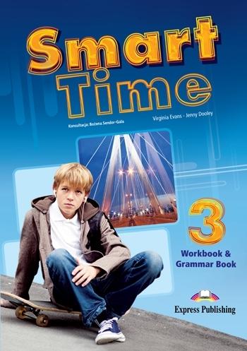 Smart Time 3. Workbook & Grammar Book