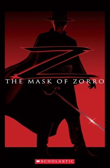 The Mask of Zorro. Reader + Audio CD