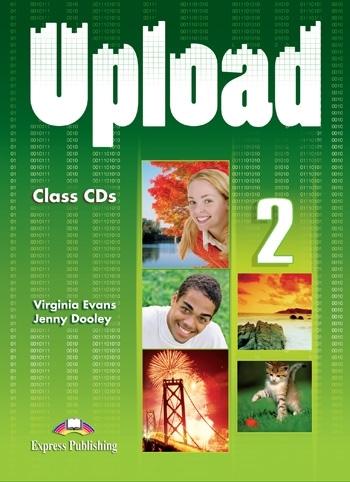 Upload 2. Class Audio CDs (set of 4)
