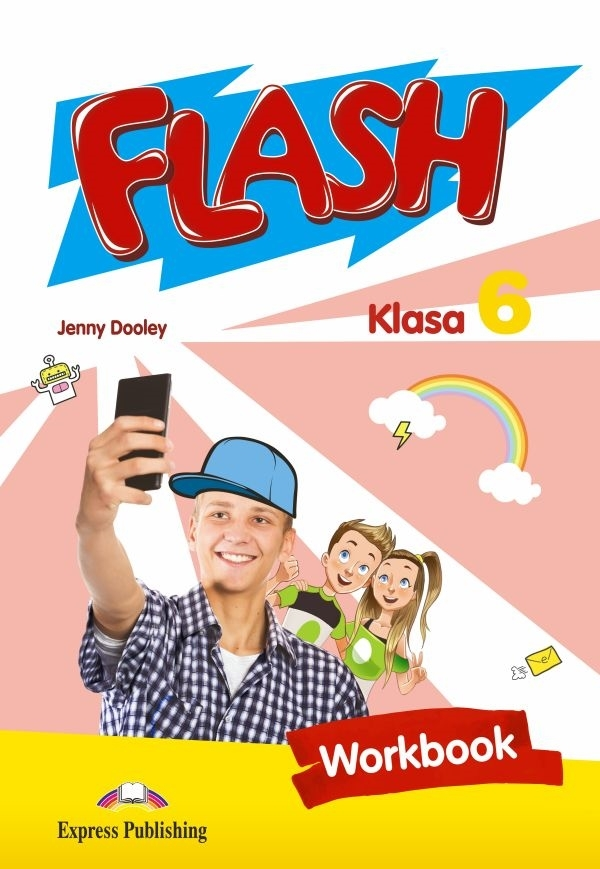 Flash Klasa 6. Workbook (Ćwiczenia)