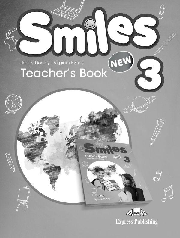 New Smiles 3. Teacher's Book