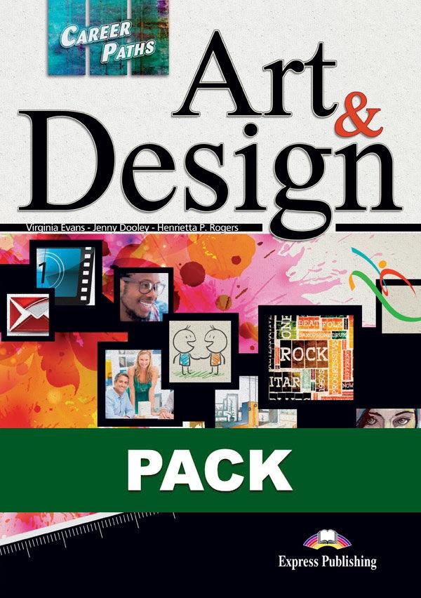 Art & Design. Podręcznik papierowy + podręcznik cyfrowy DigiBook (kod)