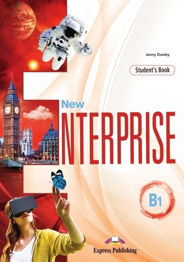 New Enterprise B1 Student's Book + DigiBook (edycja międzynarodowa)