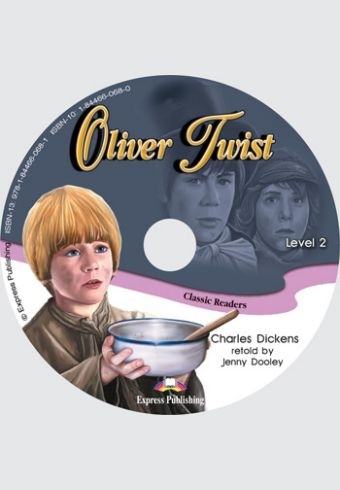 Oliver Twist. Audio CD
