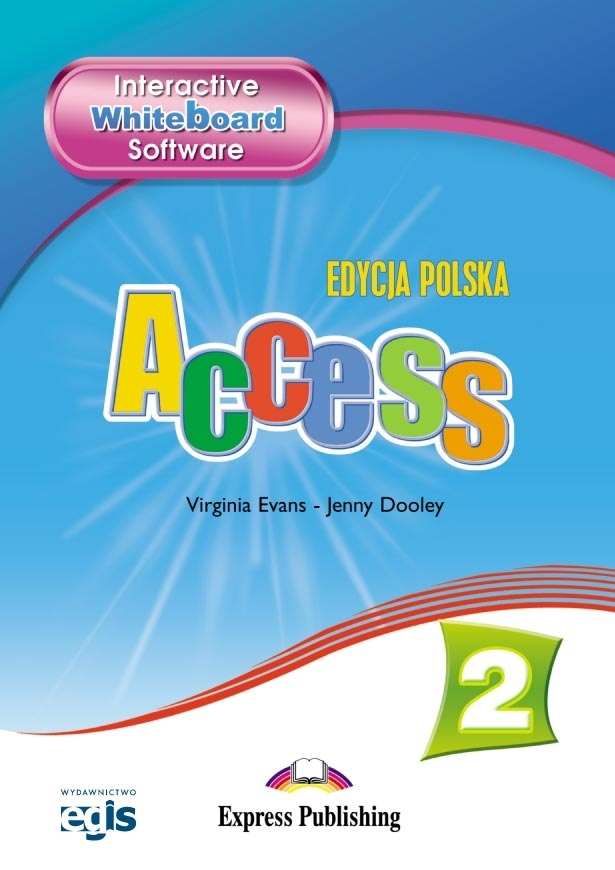 Access 2. Interactive Whiteboard Software (edycja polska)