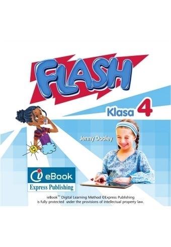 Flash Klasa 4. Podręcznik cyfrowy Interactive eBook (kod)