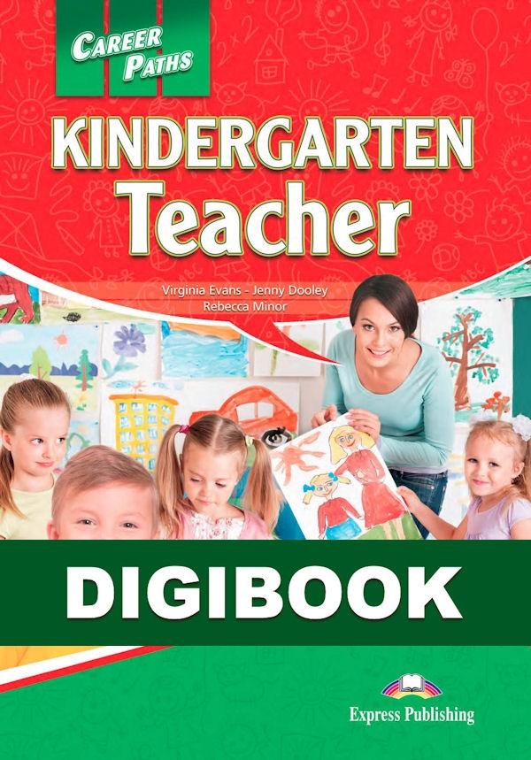 Kindergarten Teacher. Podręcznik cyfrowy DigiBook (kod)