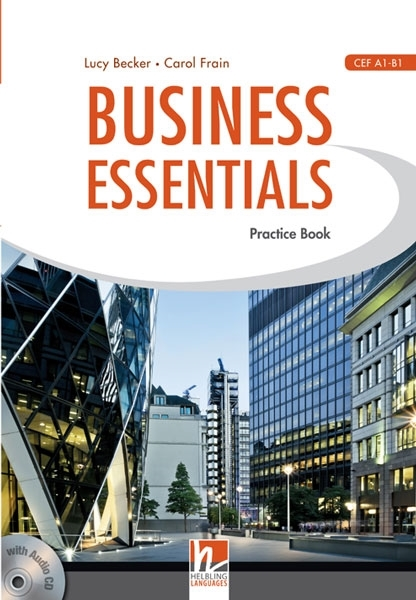 Business Essentials (książka + Audio CD)