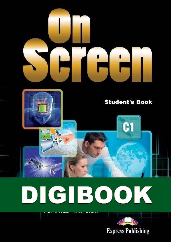On Screen C1. Podręcznik cyfrowy DigiBook (kod)