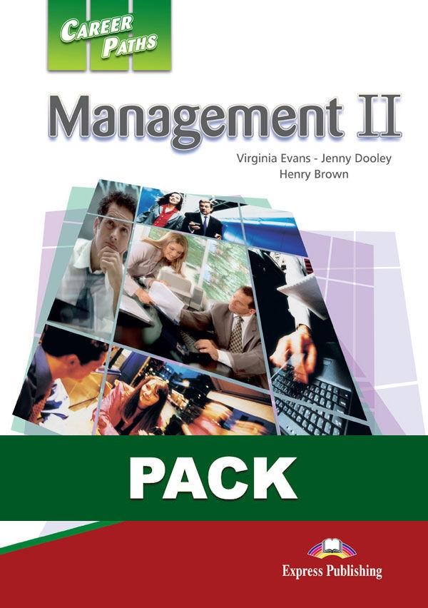 Management II. Podręcznik papierowy + podręcznik cyfrowy DigiBook (kod)