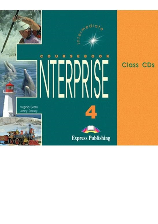 Enterprise 4. Class Audio CDs (set of 3)