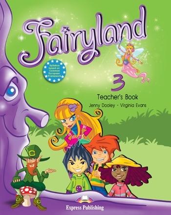 Fairyland 3. Teacher's Book + Posters (edycja międzynarodowa)