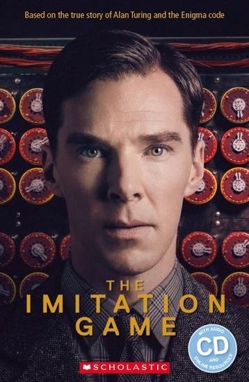 The Imitation Game. Reader + Audio CD (Poziom: 3)