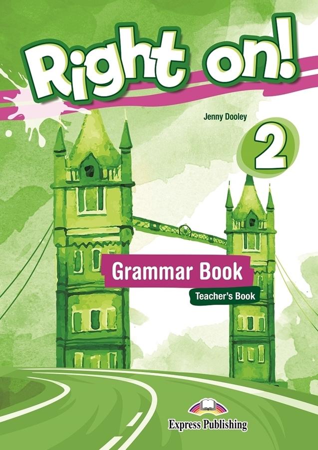 Right on! 2 Grammar Teacher's (Gramatyka - wersja dla nauczyciela) + kod DigiBook