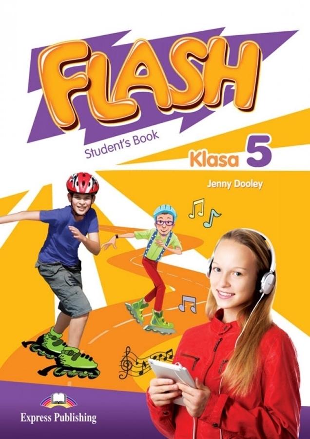 Flash Klasa 5. Podręcznik papierowy