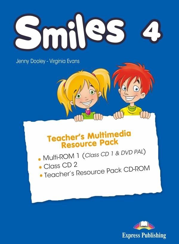 Smiles 4. Teacher's Multimedia Pack