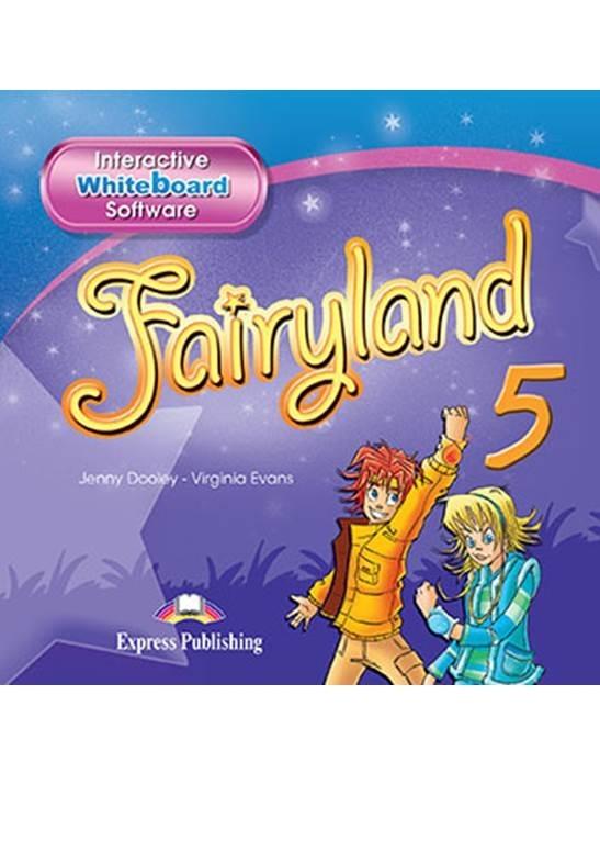 Fairyland 5. Interactive Whiteboard Software