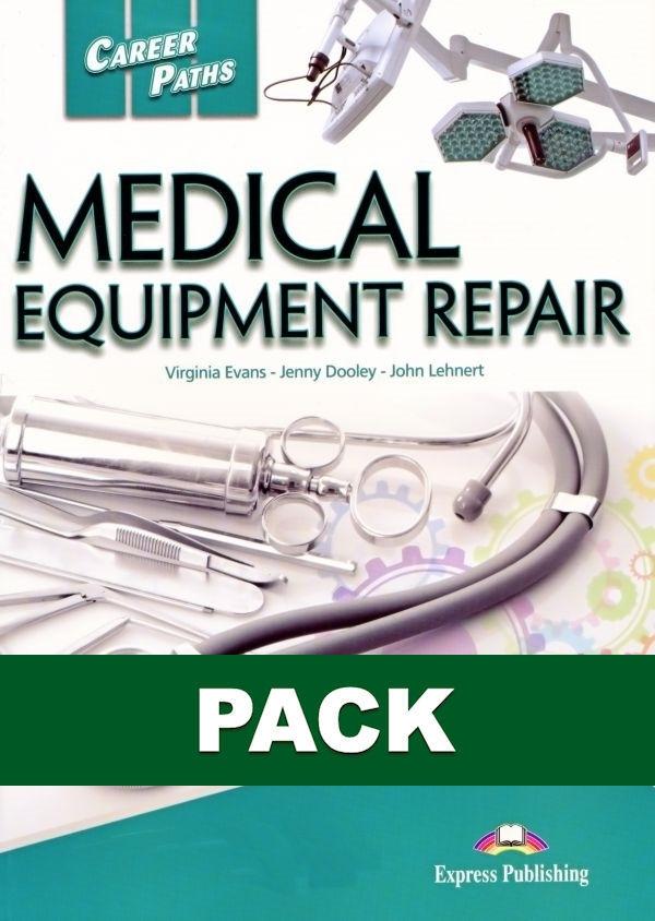 Medical Equipment Repair. Podręcznik papierowy + podręcznik cyfrowy DigiBook (kod)