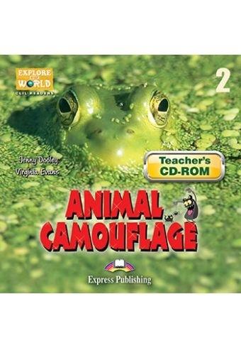 Animal Camouflage. Teacher's CD-ROM