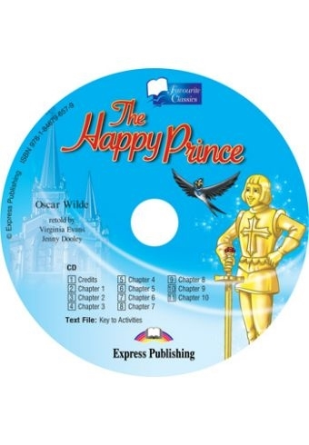 The Happy Prince. Audio CD