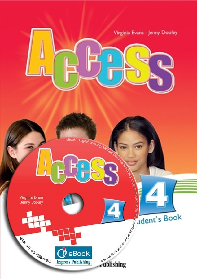 Access 4. Student's Pack (Student's Book niewieloletni + interactive eBook)