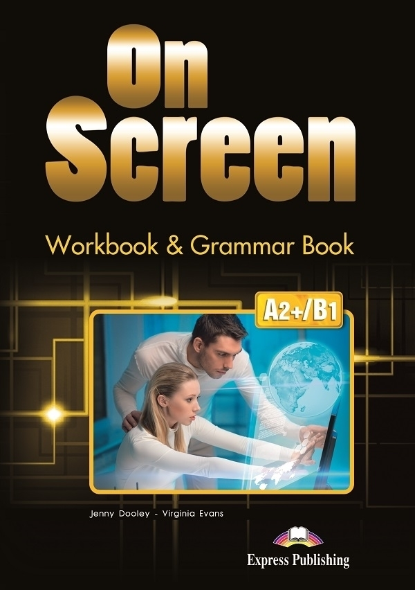 On Screen A2+/B1. Workbook & Grammar Book + DigiBook (edycja polska)