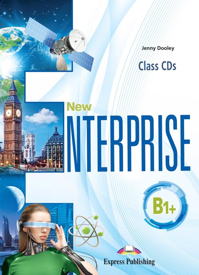 New Enterprise B1+. Class Audio CDs