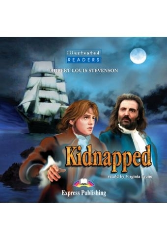 Kidnapped. Audio CD