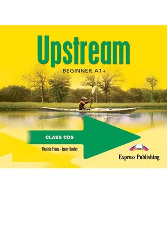 Upstream Beginner A1+. Class Audio CDs