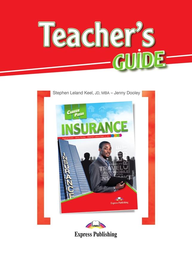 Insurance. Teacher's Guide