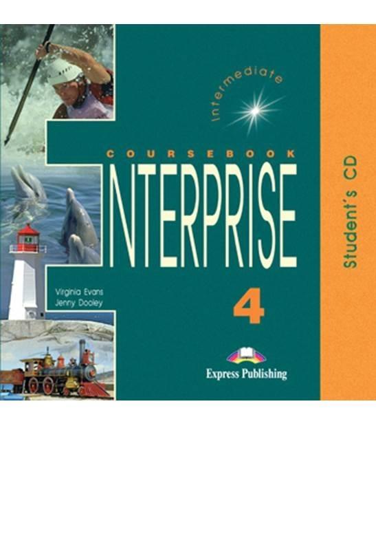 Enterprise 4. Student's Audio CD