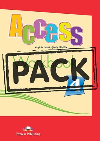 Access 4. Zeszyt ćwiczeń papierowy + DigiBook (kod)